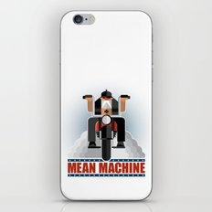Mean Machine iPhone & iPod Skin