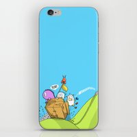 Life Is Like A Mountain … iPhone & iPod Skin