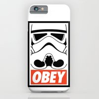 OBEY Storm Trooper  iPhone 6 Slim Case