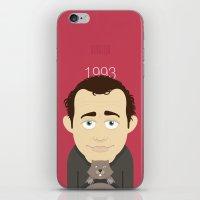 Groundhog Bill iPhone & iPod Skin