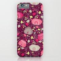 Fancy Floral iPhone 6 Slim Case