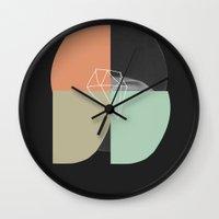 untitled_02 Wall Clock
