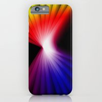 Twisted colours iPhone 6 Slim Case