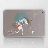 ANALOG ZINE-ROCK N ROLL Laptop & iPad Skin