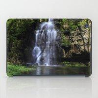 Swallet Falls iPad Case