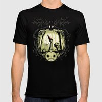 The Way Home Mens Fitted Tee Black SMALL