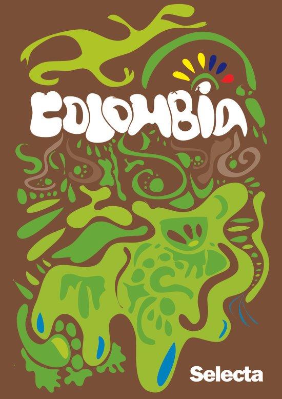 Colombian Style! Art Print