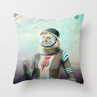 Stardust To Stardust Throw Pillow