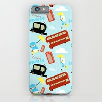 iPhone & iPod Case featuring London is coming by LadyCarrotte