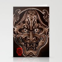 oni Stationery Cards