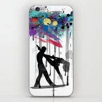 Rain Again  iPhone & iPod Skin