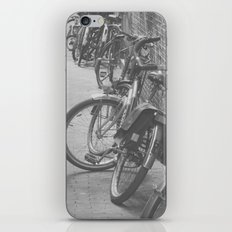 amsterdam bicycles... iPhone & iPod Skin