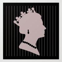 Queenie 22 Art Print
