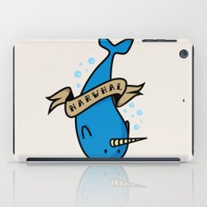 Narwhal iPad Case