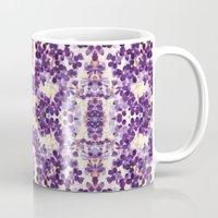 Violet Bloom Mug