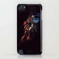 iPod Touch Cases featuring Spaceman by MUSENYO