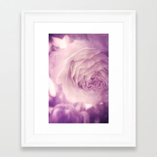Petal by Petal Framed Art Print