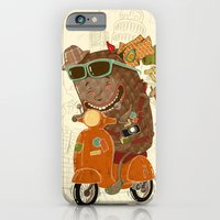 iPhone & iPod Case featuring Packed and ready to go by Clinton Jacobs