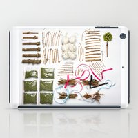 Packed Christmas iPad Case