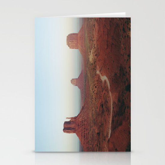 Monument Valley Stationery Card