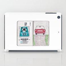Roadtrip to Austria iPad Case