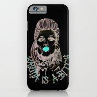iPhone & iPod Case featuring Karma by Samantha J Creedon