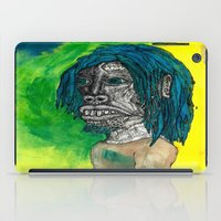 Self Portrait iPad Case