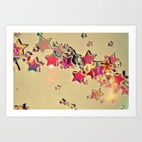 Change Your Stars Art Print