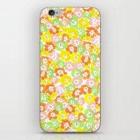 Morning Glory  - Sun Multi iPhone & iPod Skin