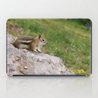 Just Chillin' iPad Case