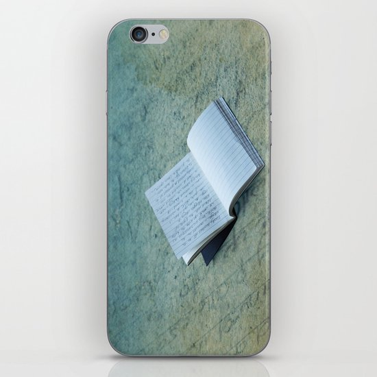 Memories Lost iPhone & iPod Skin