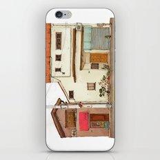 Tokyo Street 4 iPhone & iPod Skin