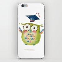 Graduation iPhone & iPod Skin