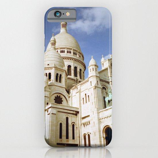 Sacre Coeur, Paris  iPhone & iPod Case