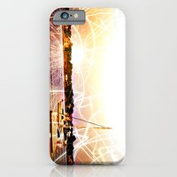 Boats And Lights iPhone 6 Slim Case