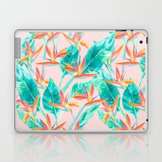 Birds of Paradise Blush Laptop & iPad Skin