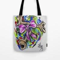 Coloured By Confusion Tote Bag