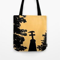 Catching Halloween Tote Bag