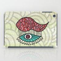 Eye Cloud iPad Case