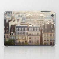 Dans Mon Reve de Paris iPad Case