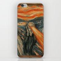 Art Attack iPhone & iPod Skin