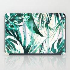 Green Tropical paradise  iPad Case