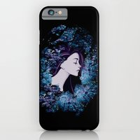 iPhone & iPod Case featuring The Colorful Unknown by Daniella Gallistl