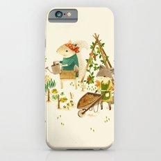 Critters: Summer Gardening iPhone 6 Slim Case