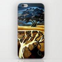 Sleep At Last iPhone & iPod Skin