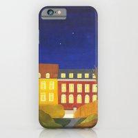 Kronissgade At Night iPhone 6 Slim Case