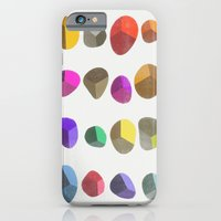 iPhone & iPod Case featuring Painted Pebbles 2 by Garima Dhawan