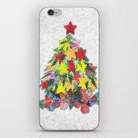 Santa's Work is Done iPhone & iPod Skin