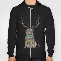 Deer Pug Hoody