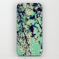 Indigo iPhone & iPod Skin